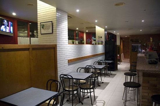 Restaurant Pizzeria Tonetto: Bar