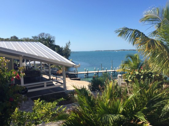 Firefly Bar & Grill : View of Water