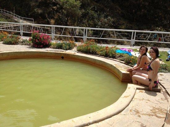 Encuentros Andinos : Lares Hot Springs