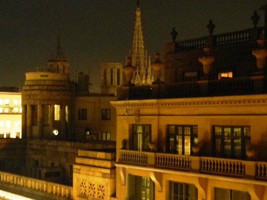 ILUNION Almirante: cathedral