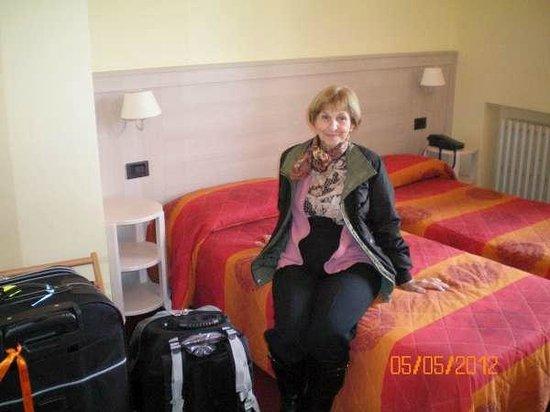 Hotel Posta Panoramic: detalhe do quarto