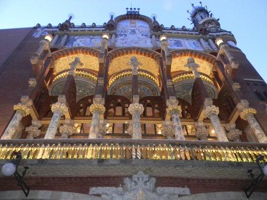 ILUNION Almirante: palau de musica catalan