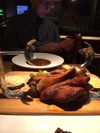Le jarret de porc picture of kotleta prague tripadvisor - Cuisiner le jarret de porc ...