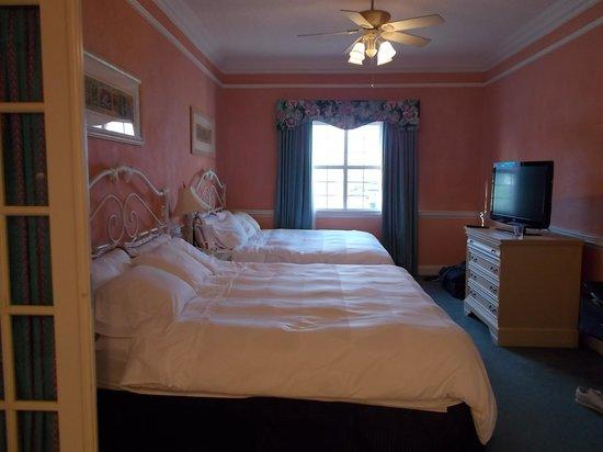 Radisson Resort at the Port: Bedroom