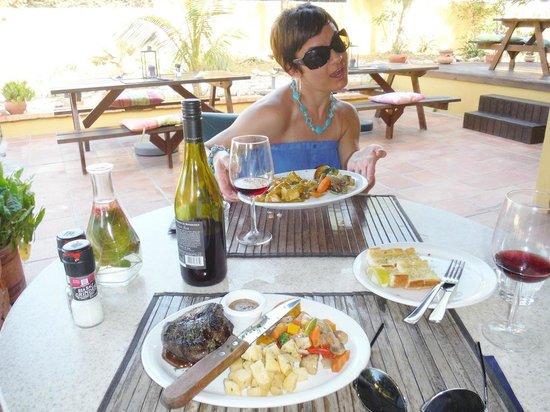 Landhuis Misje: Dinner is served