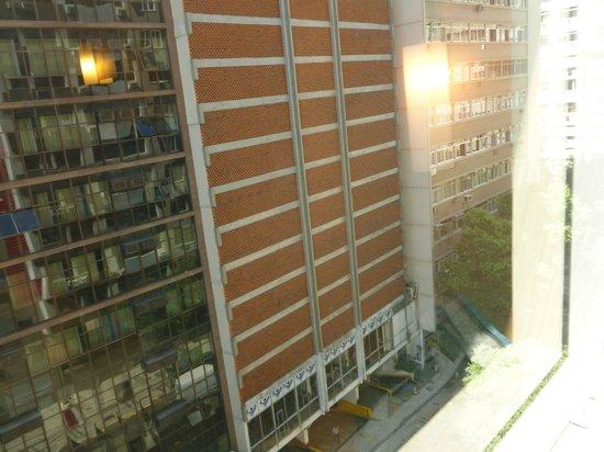 Ibis Copacabana Posto 2: View from the room