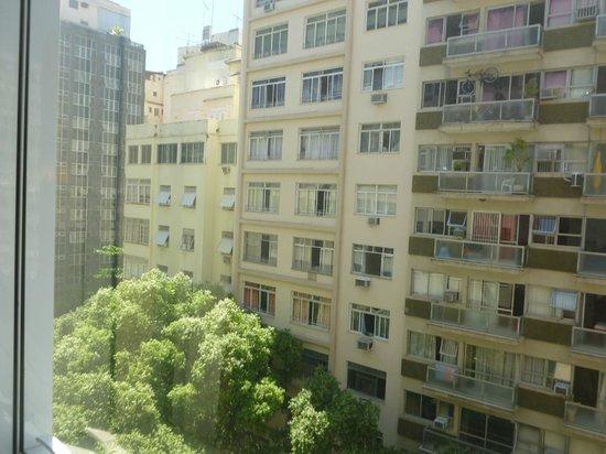 Ibis Copacabana Posto 2: View from the room 2