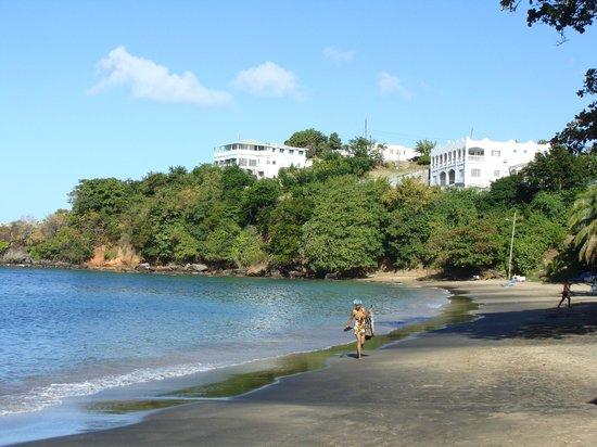 Paradise Beach Hotel: Villa Beach early morning