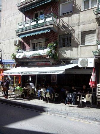 Cafe Bar la Penultima