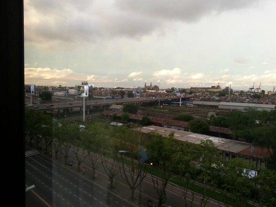 Emperador Hotel Buenos Aires: Desde el piso 8