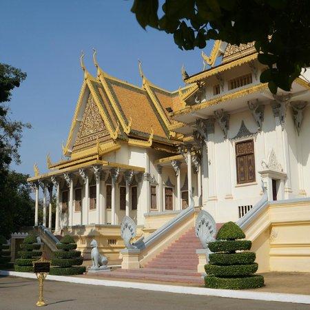 Silberpagode: Pagode d'argent Phnom Penh,