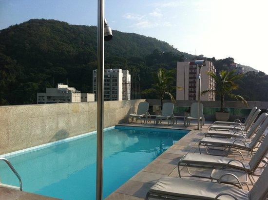 Windsor Plaza Copacabana Hotel: Piscina Cobertura