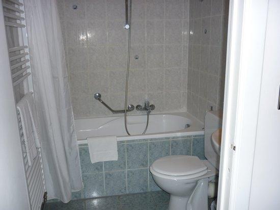 Hotel Agenda Louise : bagno