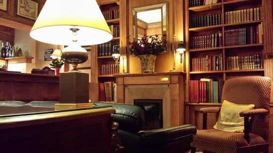 Hotel Grodek : Snug bar