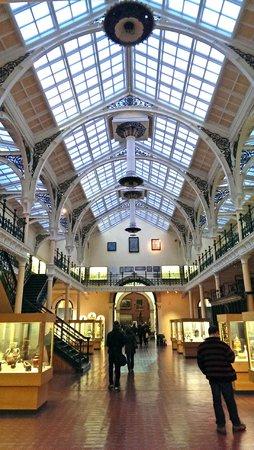 Birmingham Museum & Art Gallery: The hall