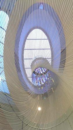 Birmingham Museum & Art Gallery: A modern sculpture