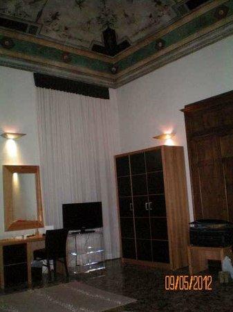 Palazzo Galletti Abbiosi: detalhe