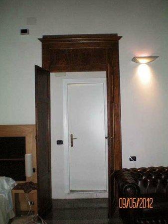 Palazzo Galletti Abbiosi: entrada para o banheiro