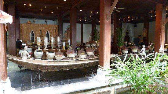 Muang Samui Spa Resort: Restaurante