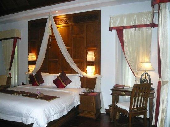Muang Samui Spa Resort : quarto