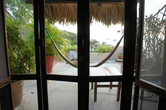 Agua Azul La Villa: Terrace