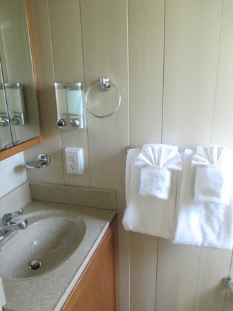 Kokomo Botanical Resort & Spa: bathroom
