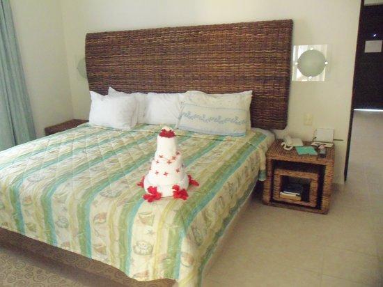 Allegro Cozumel : Our bedroom