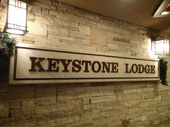 Keystone Lodge & Spa: Main entrance