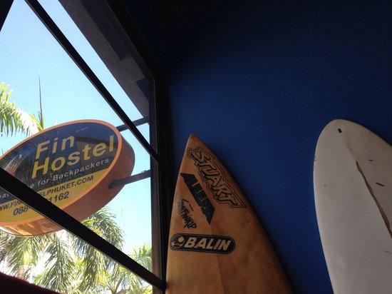 Fin Hostel Phuket: Fin