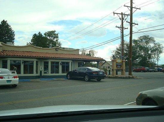 Front,  El Bruno's Restaurante y Cantina, Albuquerque