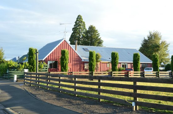 Redwood Lodge, Methven