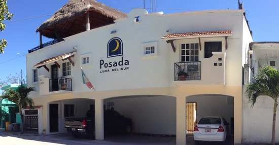 Posada Luna del Sur : The hotel