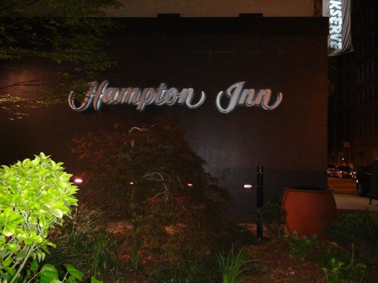 Hampton Inn Manhattan-Chelsea: Fantastico