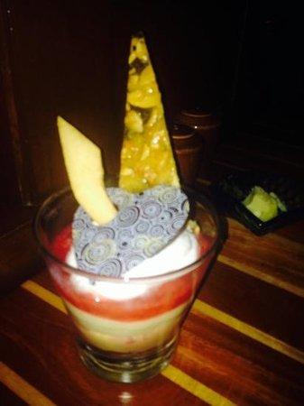 Schooners Coastal Kitchen & Bar: valentine dessert 2014