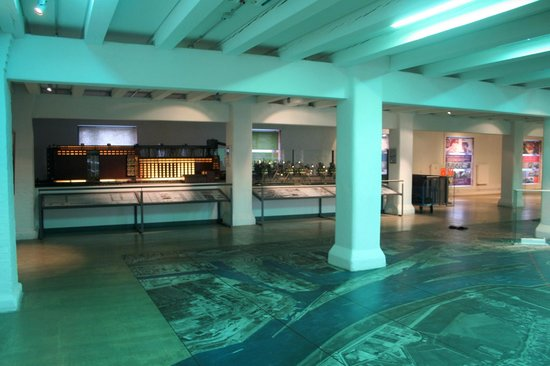 Hafenmuseum: Hall1