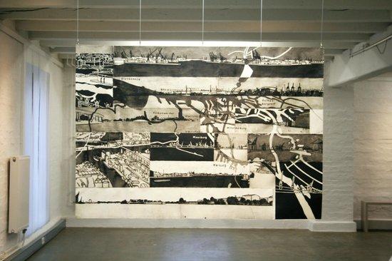 Hafenmuseum: Kunst