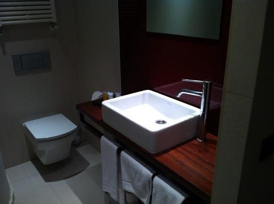 Wilson Boutique Hotel : La salle de bain
