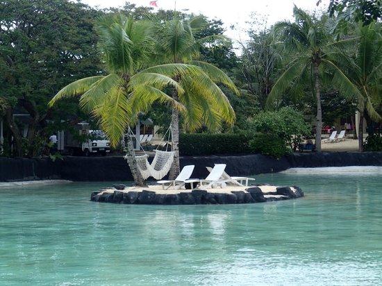 Plantation Bay Resort And Spa: ラグーンプールで一日ゆっくりとしました