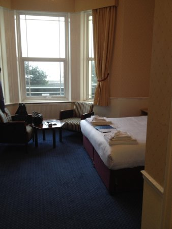 The Hermitage Hotel Bournemouth: Superior room