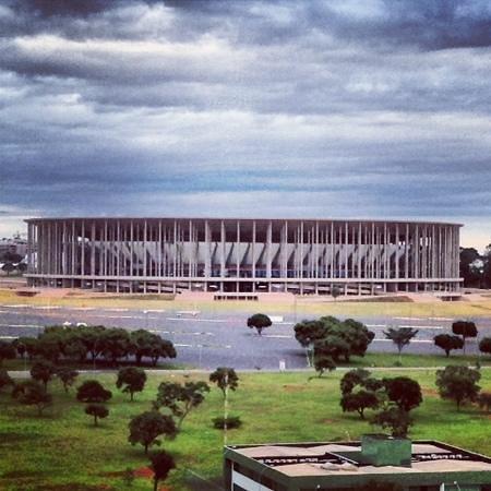 Mercure Brasilia Eixo: view from room 1120