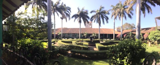 Hotel El Convento: Un musée dans un hôtel !