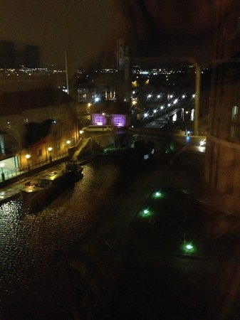 Doubletree by Hilton Hotel Leeds City Centre: room view