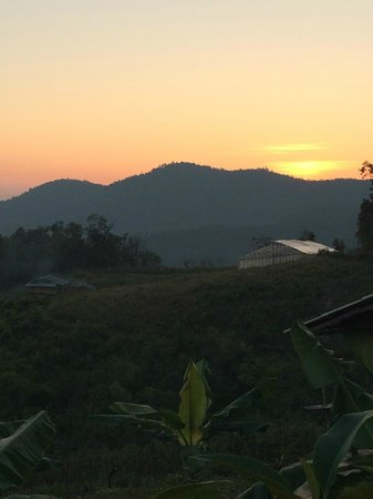 Next Step Thailand (Travel with Joe) Cycling and Hiking Private Day Tours : Sunrise @ Spicy Villa