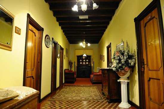 Hotel Elvezia: Camere