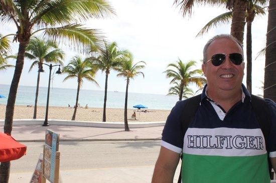 Las Olas Boulevard: Paisagem Las Olas Beach II