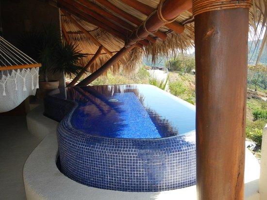 Hotel Cinco Sentidos: Grand Suie Pool