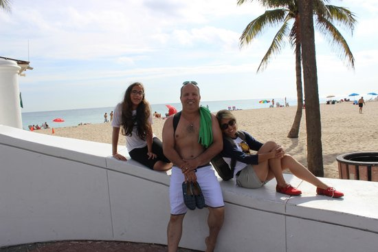 Las Olas Boulevard: Paisagem Las Olas Beach III