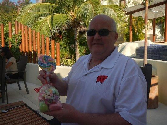Hotel Cinco Sentidos : Happy Birthday Juanny