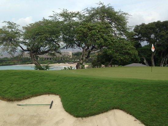 Mauna Kea Resort Golf Course : Number 11