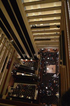 Hyatt Regency Milwaukee: 18th floor